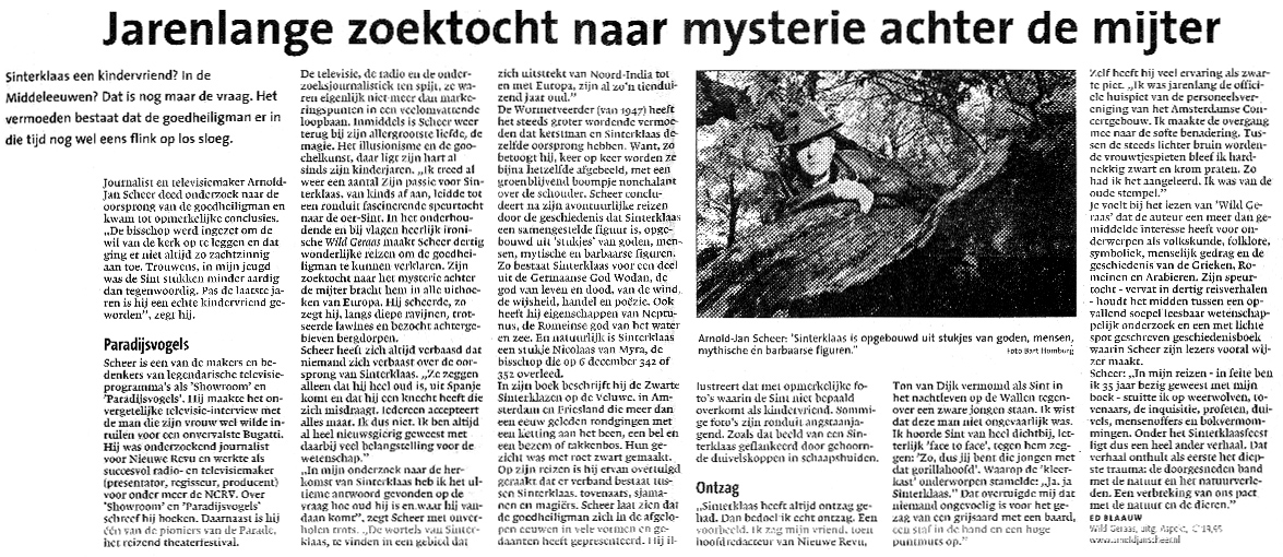 nh dagblad, haarlems dagblad, gooi en eemlander, 7 november 2009